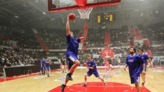 Баскетбол: Зенит - Страсбур