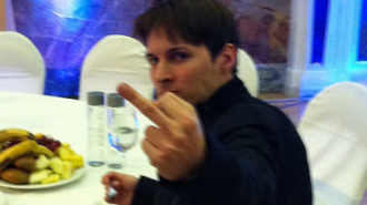 """Павел Дуров отправил Mail.ru Group в """"эротическое путешествие"""""""