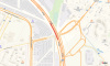 Путепровод КАД возле Мурино перекроют по двум полосам на месяц