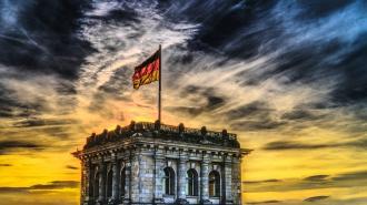 В Берлине 29 полицейских пострадали во время акций протеста