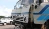 Столкновение камаза с микроавтобусом в Красном Селе: есть погибший