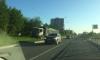 На Крыленко грузовик с песком сбил пешехода на зебре