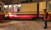 Кто виноват: на Тихорецком проспекте столкнулись трамваи