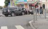Неработающий светофор спровоцировал тройное ДТП на перекрестке Конюшенной и Московской улиц