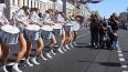 Парад барабанщиков на Невском установил новый мировой ...