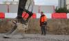 Дорожная развязка в Кудрово приобретает новые очертания