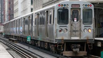 В чикагском метро столкнулись поезда