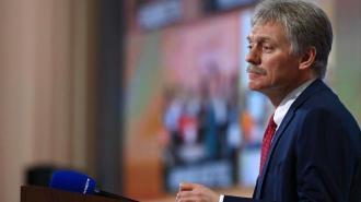 """Песков: Россия не желает строить отношения с США по """"ленинской формуле"""""""
