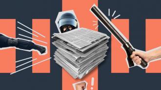 Профессия – журналист. Истории нападения на сотрудников СМИ в Петербурге