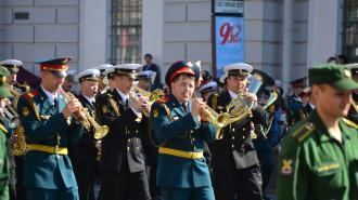 """Четыре сотни военных музыкантов исполнят в Петербурге """"Увертюру 1812 года"""""""