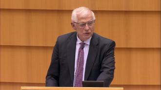 Боррель признал, что Евросоюз не может отключить Россию от SWIFT