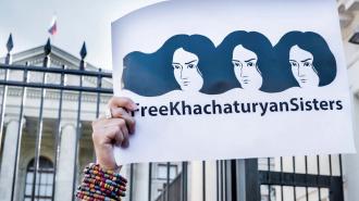 Активисты:маршв поддержку сестер Хачатурян не состоится