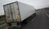 В Петербурге угнали грузовик, набитый мясом