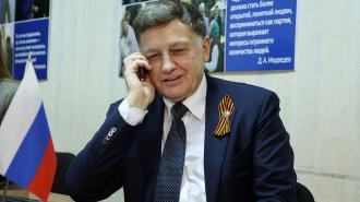 Макаров снял свою кандидатуру с праймериза в ЗакС через 10 дней после подачи документов