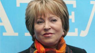 Матвиенко может получить депутатский мандат 4 сентября