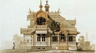 Деревянные памятники архитектуры останутся в покое