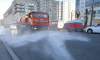В апреле дорожники вывезли с городских улиц более 30 тысяч тонн грязи
