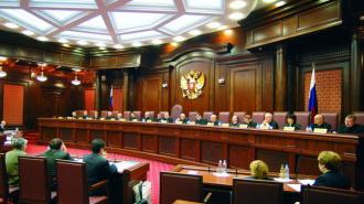 Конституционный суд решил, что госслужащие могут критиковать свое начальство