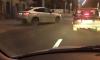 Наглый мажор на BMW X6 объехал пробку в Саратове по тротуару и попал на видео