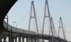 Перед ЧМ-2018 дорожные службы провели учения на Вантовом мосту
