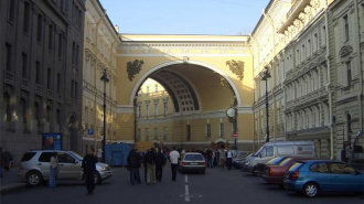 Большая Морская улица в Петербурге может стать пешеходной