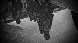 Циклонический вихрь принесет в Петербург холод и дождь