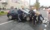 ДТП на Южном шоссе: две иномарки столкнулись лоб в лоб