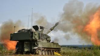 Захарова: Киев использует в Донбассе запрещенное оружие