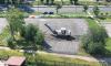 В Петербурге построили недоступную парковку