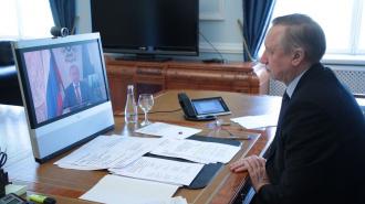 В Петербурге выполнили поручение президента о выплатах медикам