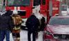 """На Московском проспекте """"Мазда"""" не пропустила пожарную машину"""