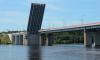 За один день дважды перекроют Ладожский мост