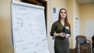 В Петербурге школьников учат финансовой грамотности и предпринимательству
