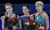 Россиянки завоевали весь пьедестал на чемпионате Европы по фигурному катания
