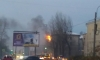 Появились первые фотографии пожара на углу Энергетиков и Магнитогорской