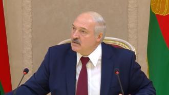 Лукашенко заявил о создании в Белоруссии вакцины от COVID-19