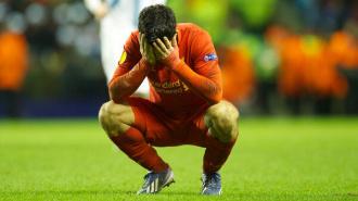 Суарес выведен из состава Ливерпуля