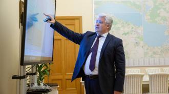 Вице-губернатор Эргашев назвал примерные сроки выхода Петербурга на плато