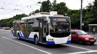 Запущен новый троллейбусный маршрут