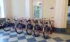 На вокзалах Зеленогорска и Царского Села можно взять велосипед на прокат