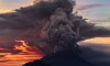 Извержение вулкана на Бали: последние новости