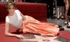 У Дженнифер Лопес появилась именная звезда на Аллее славы