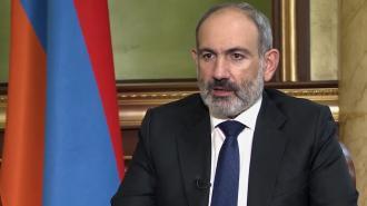 Пашинян заявил, что основой безопасности Армении является военный союз с Россией