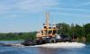 В Отрадном построили судно для Черноморского флота
