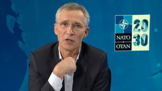 В НАТО призвали Россию к деэскалации на границе с Украиной