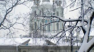 Смольный собор возвращают РПЦ