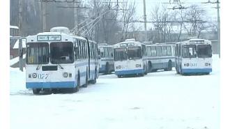 Петербург потеряет половину троллейбусных маршрутов
