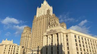 МИД заявил, что Россия не будет стучаться в закрытую дверь отношений с ЕС