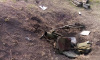 При взрыве миномета в Донбассе погиб украинский военный