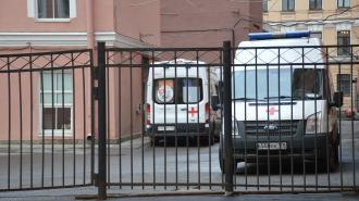 Почти 22% коечного фонда под COVID-19 свободно в Петербурге